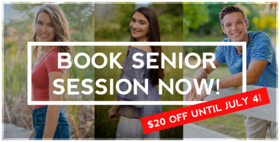 Book Your Senior Session Now
